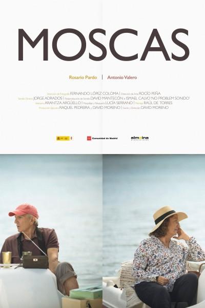 Caratula, cartel, poster o portada de Moscas