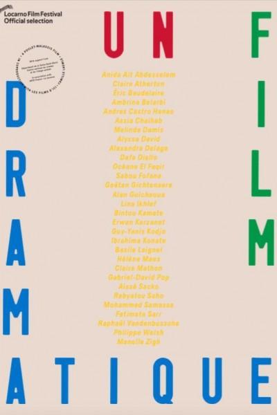 Caratula, cartel, poster o portada de Un film dramatique