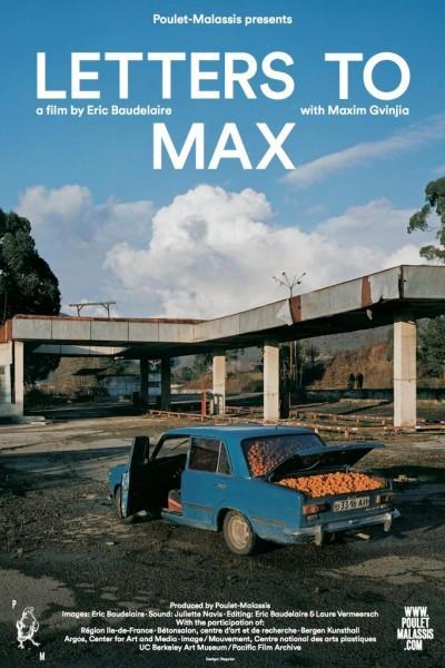 Caratula, cartel, poster o portada de Letters to Max
