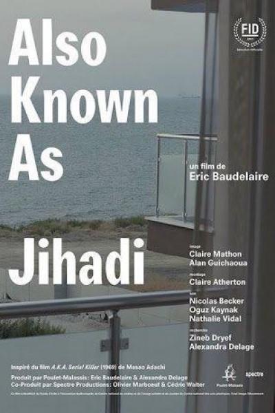 Caratula, cartel, poster o portada de Also Known as Jihadi