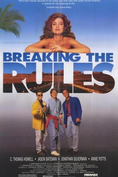 Caratula, cartel, poster o portada de Rompiendo las reglas