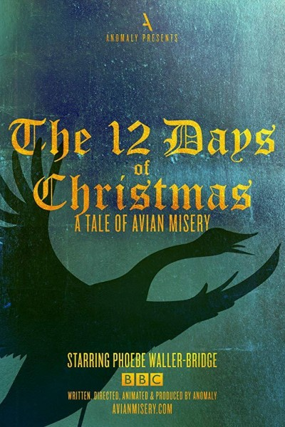Caratula, cartel, poster o portada de The 12 Days of Christmas: A Tale of Avian Misery