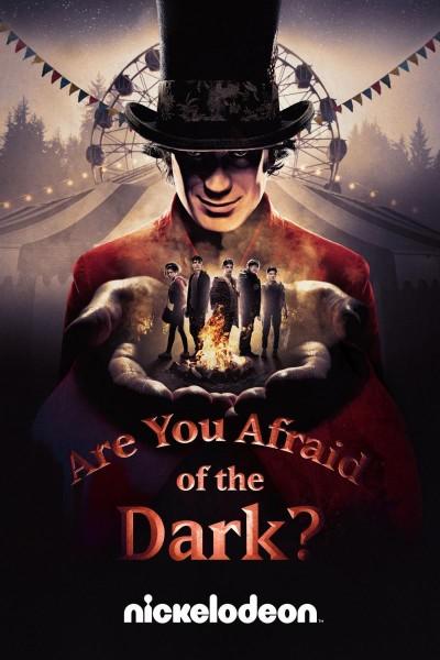 Caratula, cartel, poster o portada de Are You Afraid of the Dark?