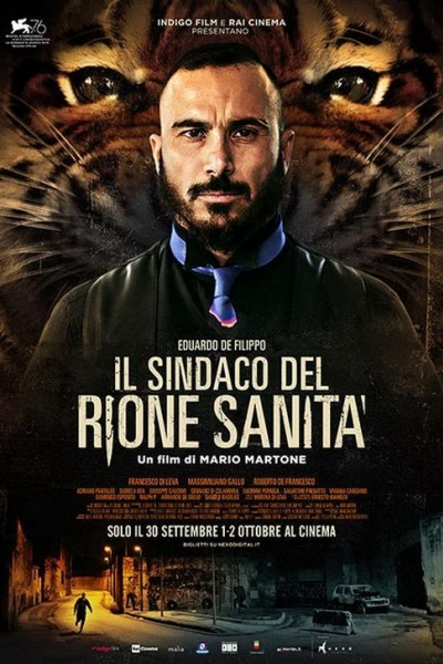 Caratula, cartel, poster o portada de The Mayor of Rione Sanità