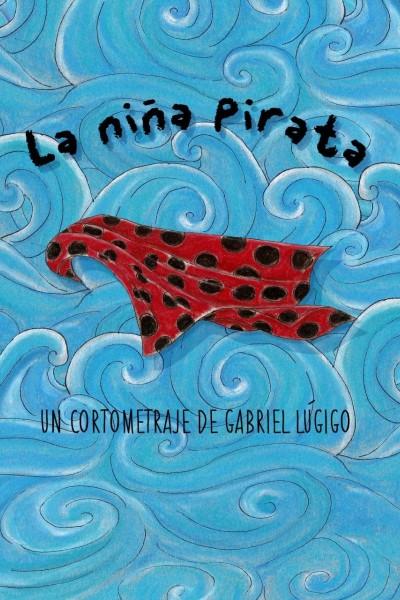 Caratula, cartel, poster o portada de La niña pirata