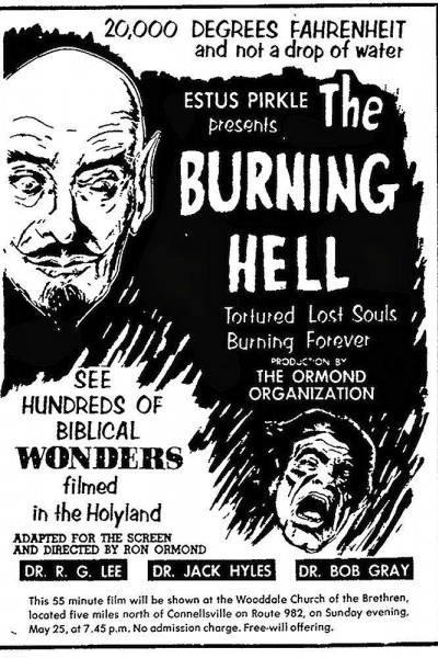 Caratula, cartel, poster o portada de The Burning Hell