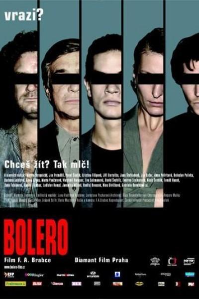 Caratula, cartel, poster o portada de Bolero