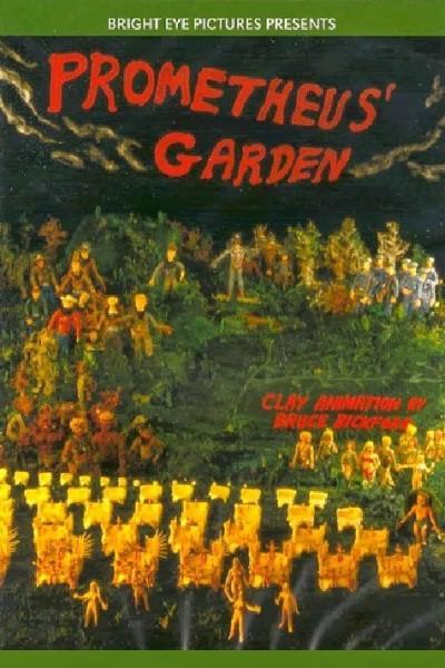 Caratula, cartel, poster o portada de El jardín de Prometeo