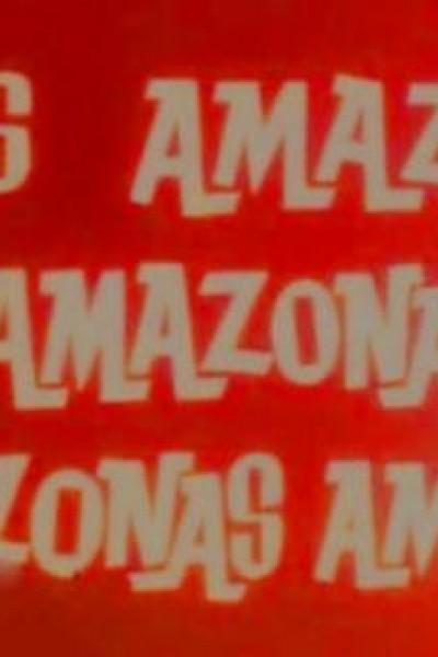 Caratula, cartel, poster o portada de Amazonas, Amazonas