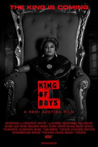 Caratula, cartel, poster o portada de King of Boys