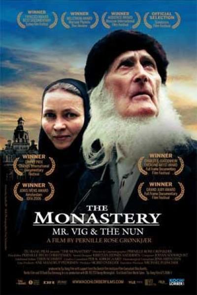 Caratula, cartel, poster o portada de The Monastery