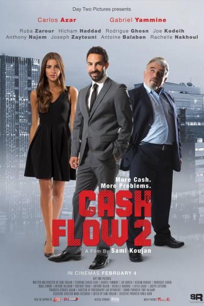 Caratula, cartel, poster o portada de Cash Flow 2