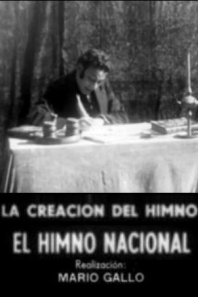 Caratula, cartel, poster o portada de La creación del himno