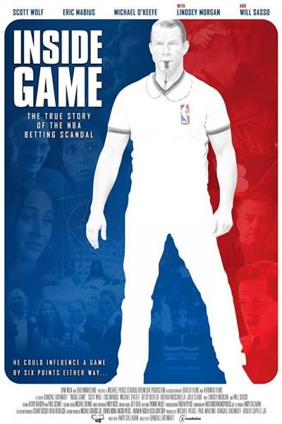Caratula, cartel, poster o portada de Inside Game