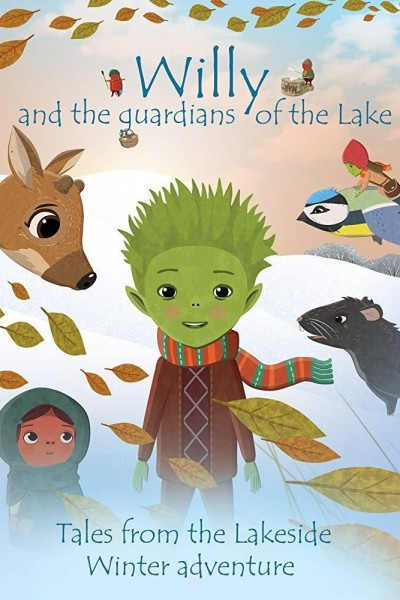 Caratula, cartel, poster o portada de Willy and the Guardians of the Lake