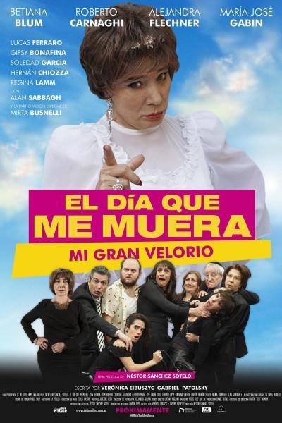 Caratula, cartel, poster o portada de El día que me muera
