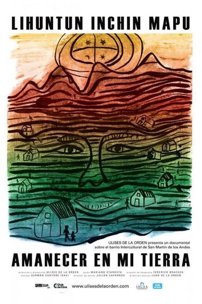 Caratula, cartel, poster o portada de Amanecer en mi tierra