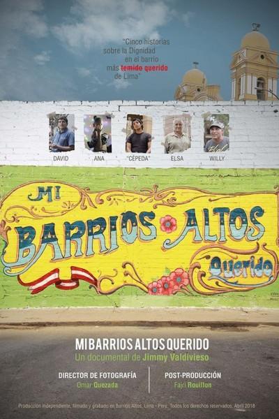 Caratula, cartel, poster o portada de Mi Barrios Altos querido