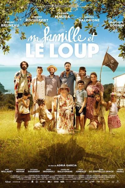 Caratula, cartel, poster o portada de Mi familia y el lobo