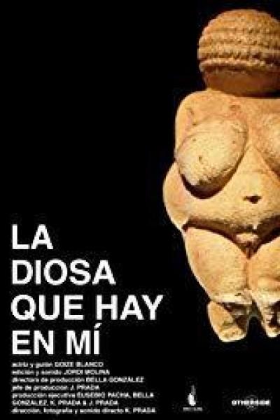 Caratula, cartel, poster o portada de La Diosa que hay en mi