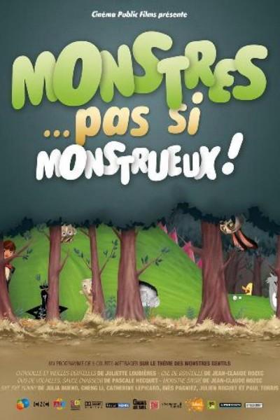 Caratula, cartel, poster o portada de Monstre sacré