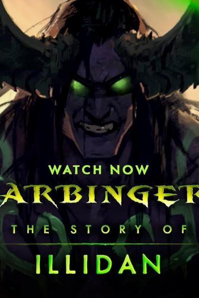 Caratula, cartel, poster o portada de World of Warcraft. Presagistas: La historia de Illidan