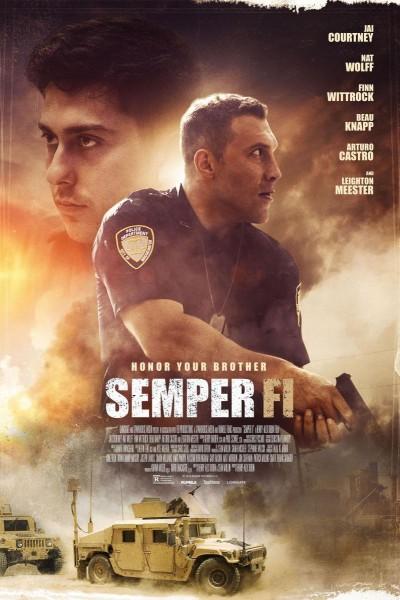 Caratula, cartel, poster o portada de Semper Fi