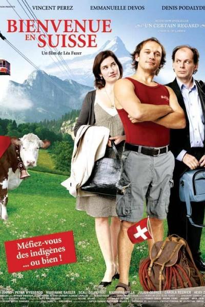 Caratula, cartel, poster o portada de Welcome to Switzerland