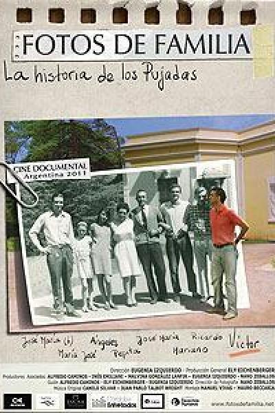 Caratula, cartel, poster o portada de Fotos de familia
