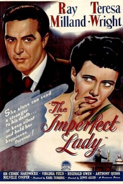 Caratula, cartel, poster o portada de The Imperfect Lady
