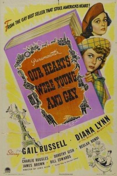 Caratula, cartel, poster o portada de Our Hearts Were Young and Gay