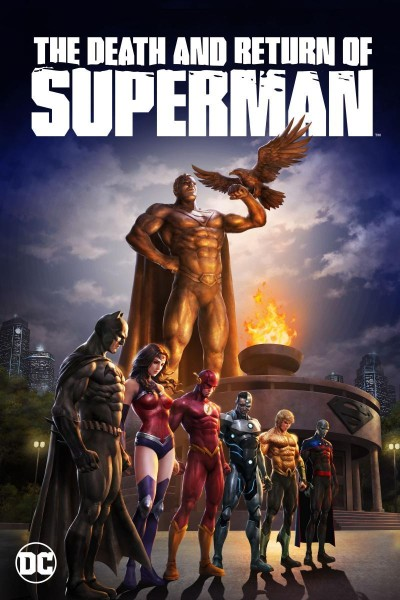 Caratula, cartel, poster o portada de The Death and Return of Superman