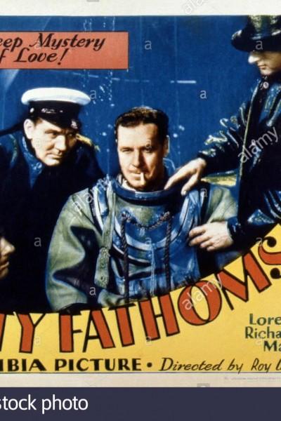 Caratula, cartel, poster o portada de Fifty Fathoms Deep