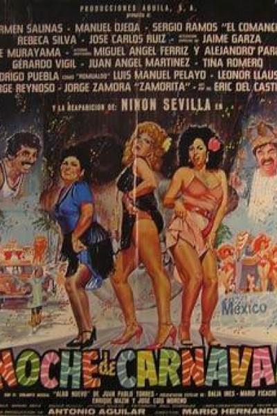 Caratula, cartel, poster o portada de Noche de carnaval