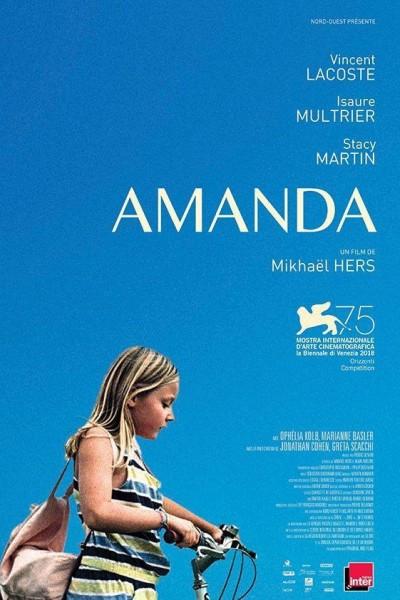 Caratula, cartel, poster o portada de Mi vida con Amanda
