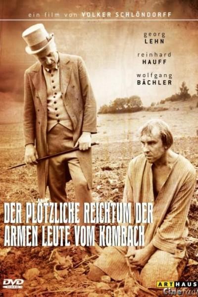 Caratula, cartel, poster o portada de La repentina riqueza de los pobres de Kombach