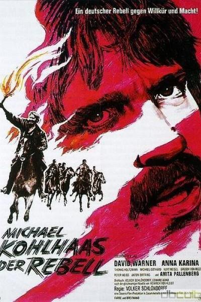 Caratula, cartel, poster o portada de El rebelde