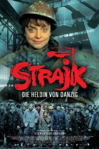 Caratula, cartel, poster o portada de Strike