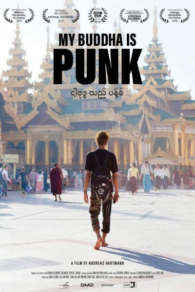 Caratula, cartel, poster o portada de My Buddha Is Punk