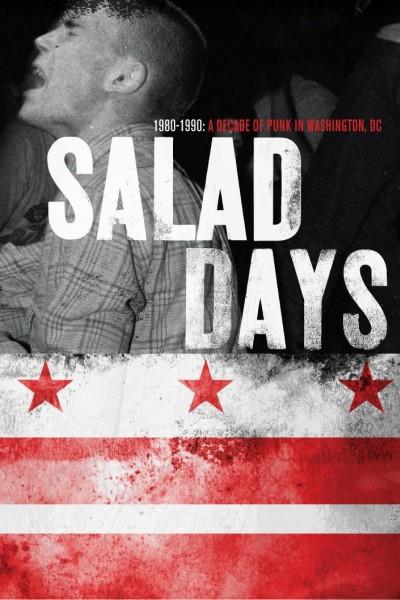 Caratula, cartel, poster o portada de Salad Days