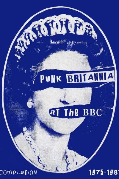 Caratula, cartel, poster o portada de Punk Britannia