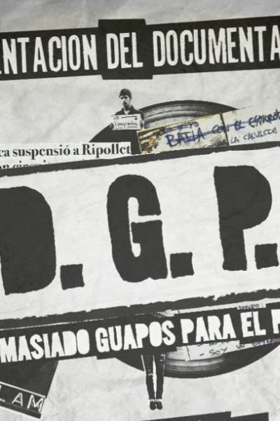 Caratula, cartel, poster o portada de Demasiado guapos para el punk