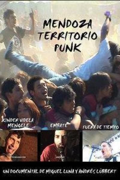 Caratula, cartel, poster o portada de Mendoza Territorio Punk