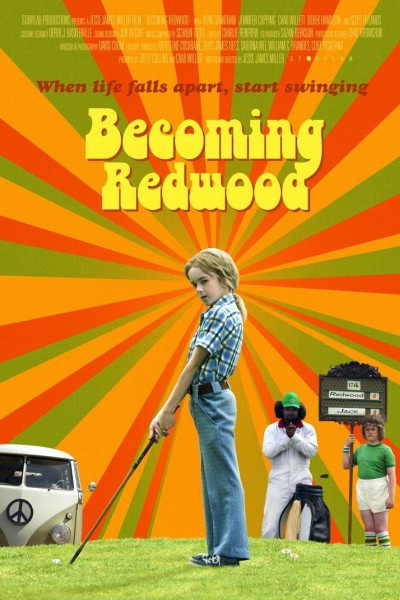 Caratula, cartel, poster o portada de Becoming Redwood