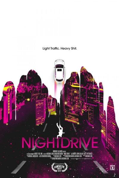 Caratula, cartel, poster o portada de Night Drive