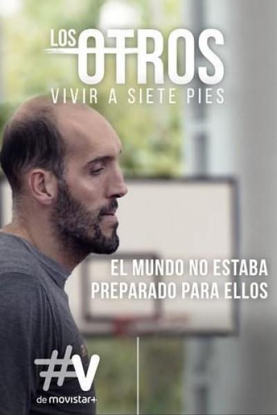 Caratula, cartel, poster o portada de Vivir a siete pies