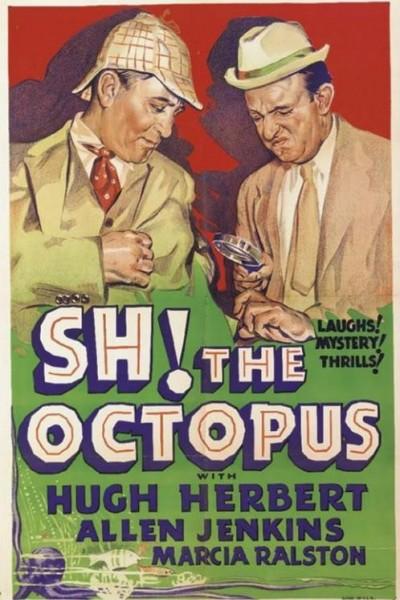 Caratula, cartel, poster o portada de Sh! The Octopus