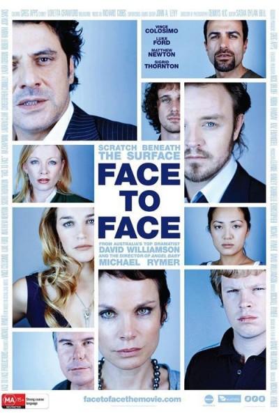 Caratula, cartel, poster o portada de Face to Face
