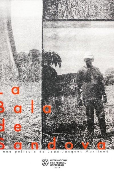 Caratula, cartel, poster o portada de La bala de Sandoval
