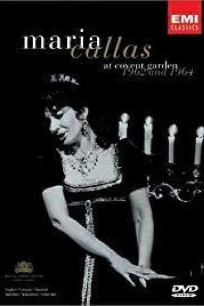 Caratula, cartel, poster o portada de Maria Callas at Covent Garden